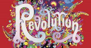 Locandina della Mostra Revolution