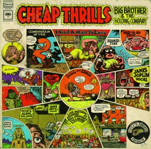 Big Brother and the Holding Company, Cheap Thrills (1968)