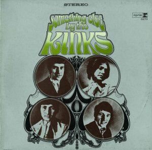 The Kinks, Something Else (1967)