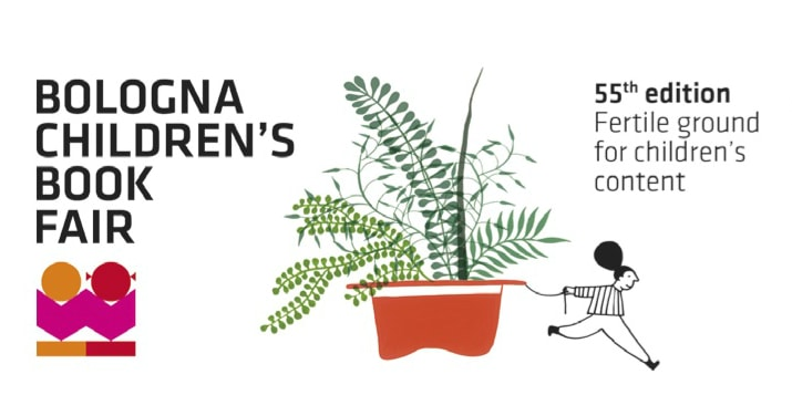 Bologna children book fair 2018
