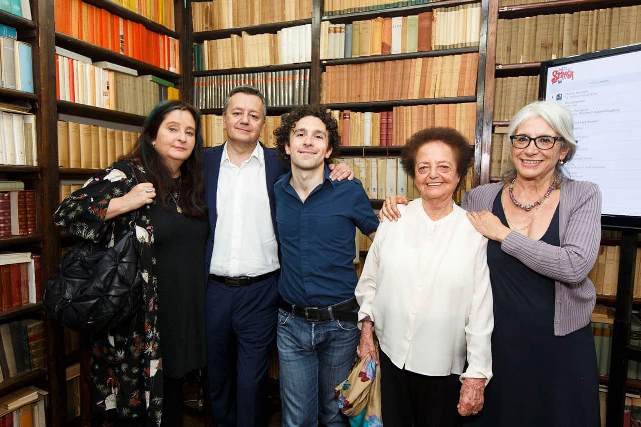 Cinquina Premio Strega 2018, foto: Musacchio & Flavio Ianniello