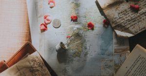 Letture d'estate: libri di viaggio. Photo by Abyan Athif on Unsplash