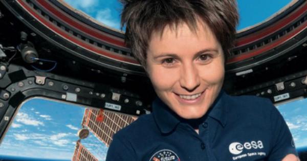 Samantha Cristoforetti, Diario di un'apprendista astronauta