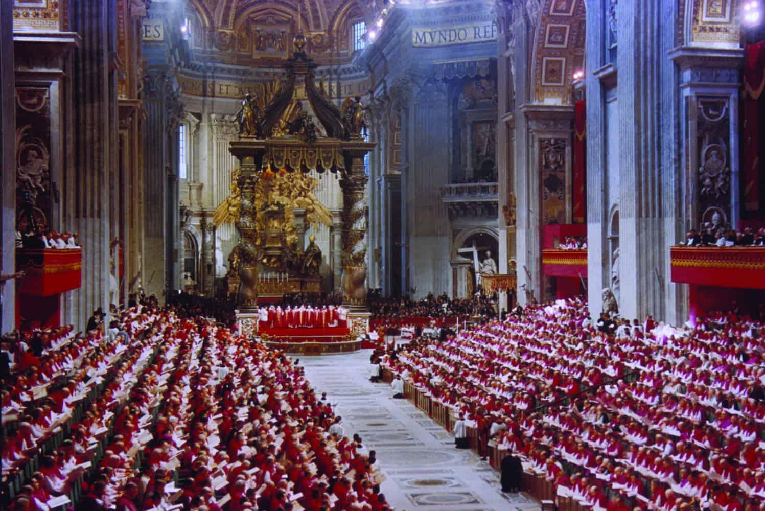 Cento anni di Vita e Pensiero. Concilio Vaticano II, 1959