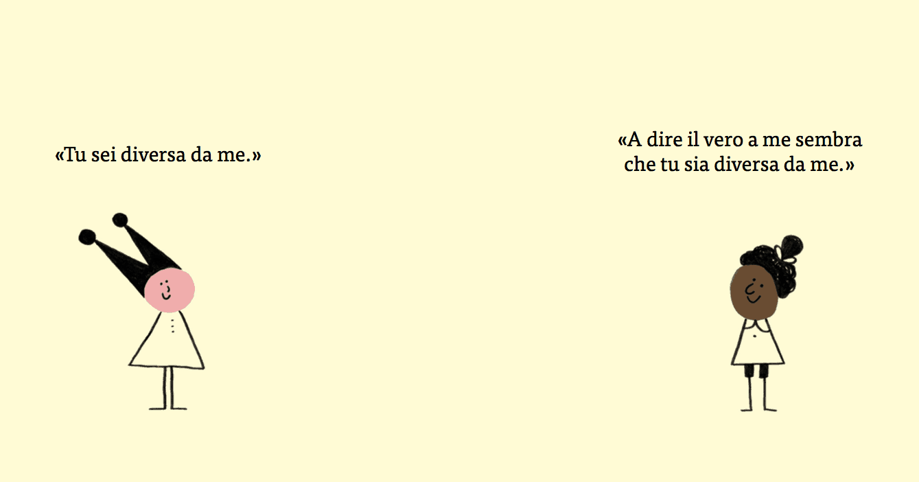 Marco Scalcione, Un colore bellissimo, Minibombo