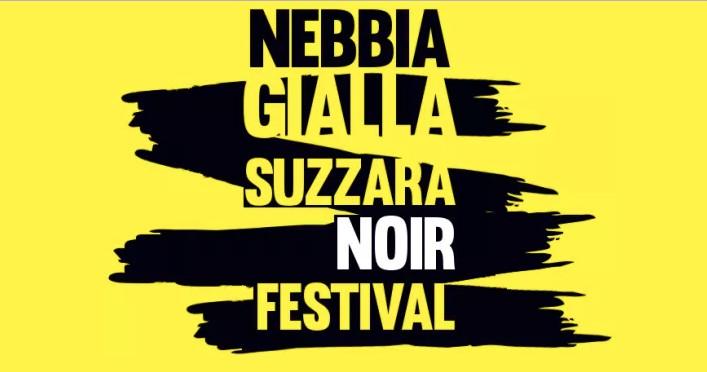 NebbiaGialla Suzzara Noir Festival 2019 logo
