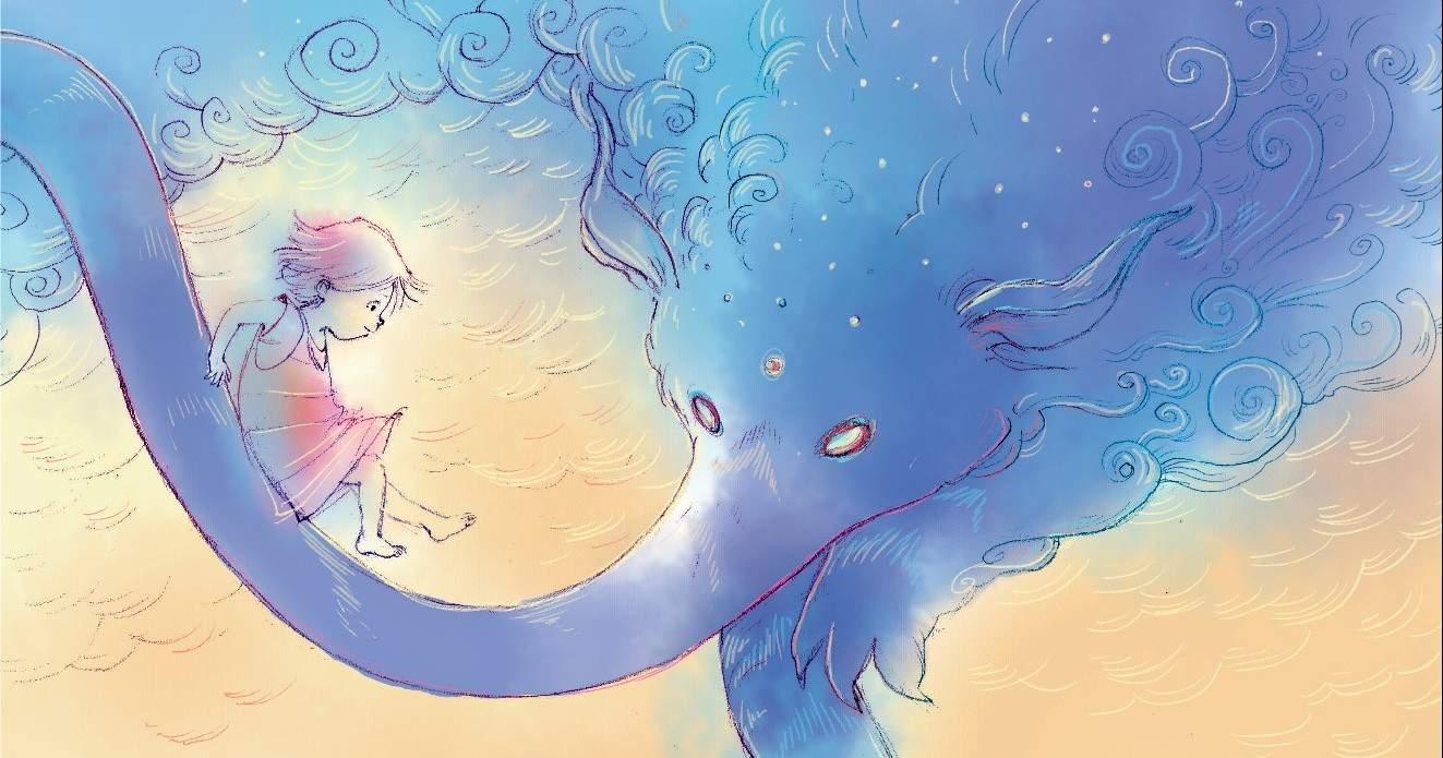 Emma e il Baku blu di James M. Bradburne (testi) e Chiara Sacchi (illustrazioni)