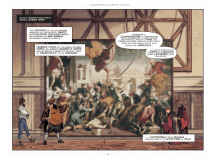 Alberto Bonanni e Gianmarco Veronesi, Tintoretto. Un ribelle a Venezia, Tiwi