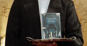 escape room per Le sette morti di Evelyn Hardcastle
