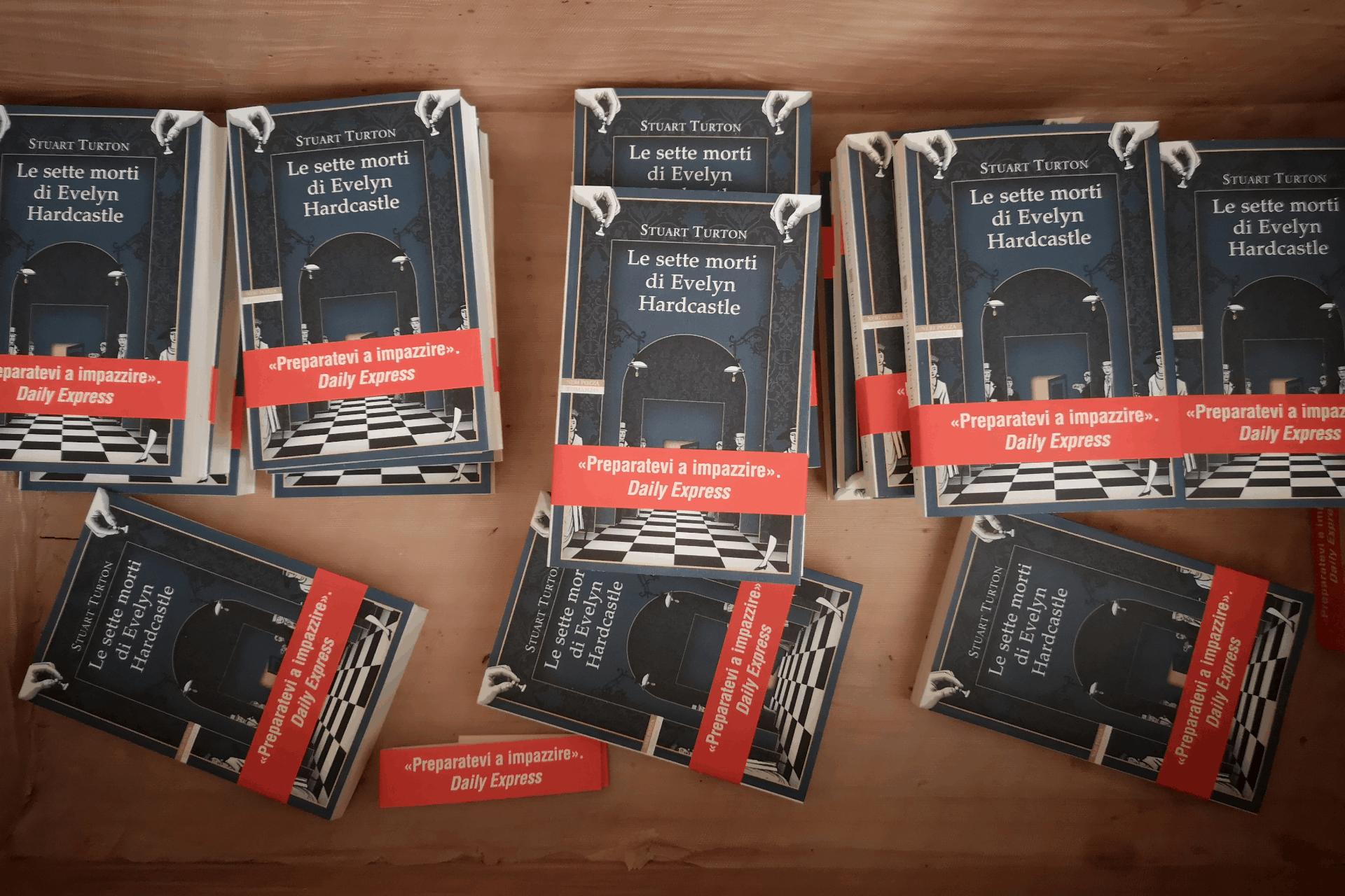 Le sette morti - escape room, libri