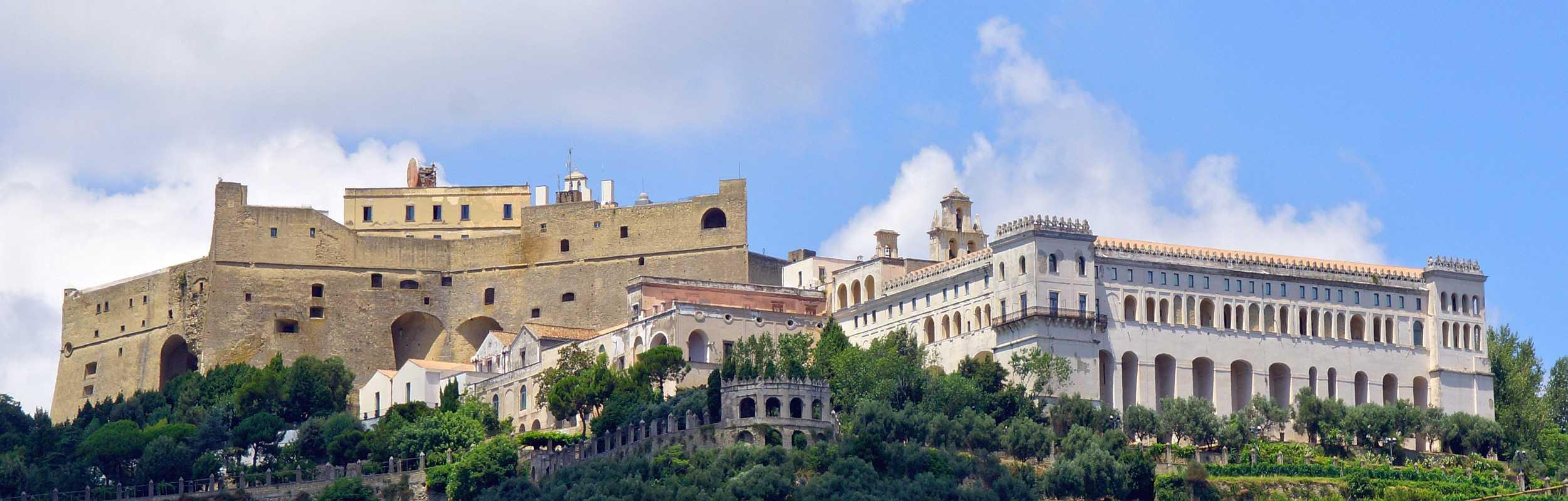 Napolicittàlibro a Castel Sant'Elmo