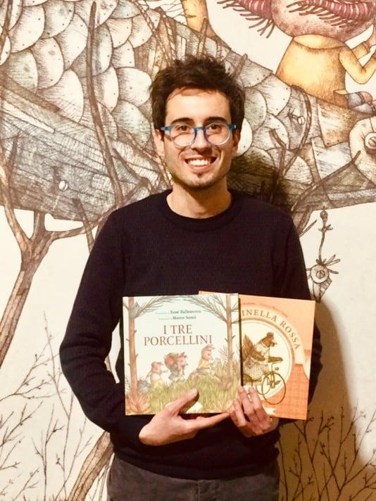 Marcò Somà vince il Premio Andersen 2019