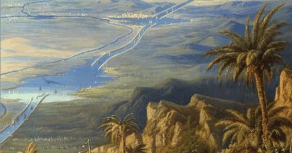 Giovanna Mozzillo, Ritorno in Egitto