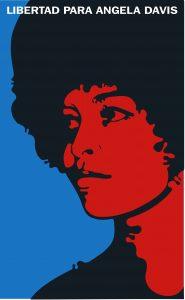 Libertad para Angela Davis poster