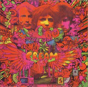 Cream, Disraeli Gears (1967)