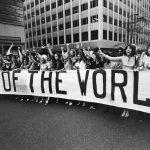 Manifestazione per l'uguaglianza dei diritti fra uomini e donne, New York (26 agosto 1970)