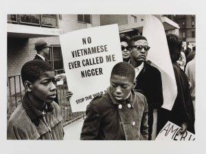 Harlem Peace March, New York City (1967)
