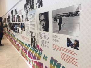 Hendrix '68, Triennale di Milano