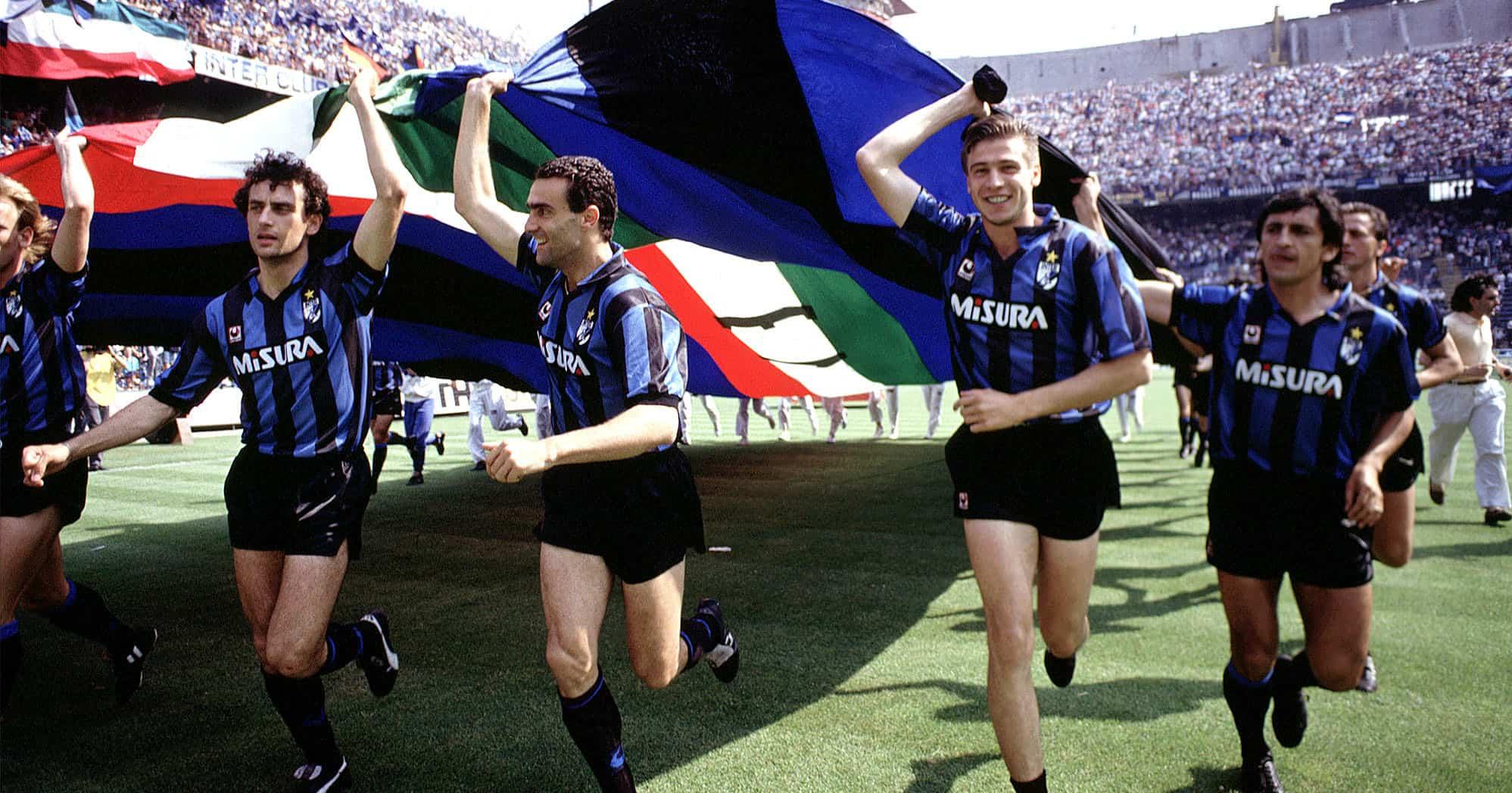 L'Inter, centodieci anni di storia, storie e immagini