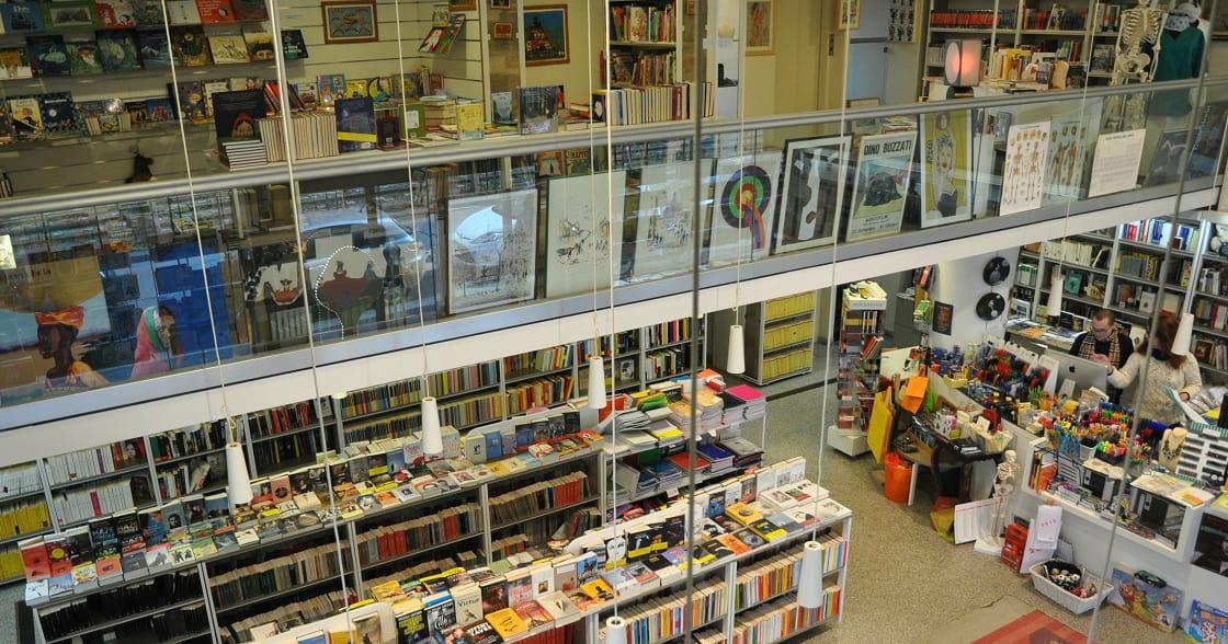 I nostri librai - Libreria Cortina, Milano Città Studi/Politecnico