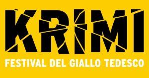 Logo KRIMI, festival del giallo tedesco
