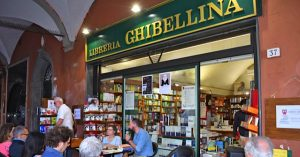 I nostri librai: Libreria Ghibellina, Pisa