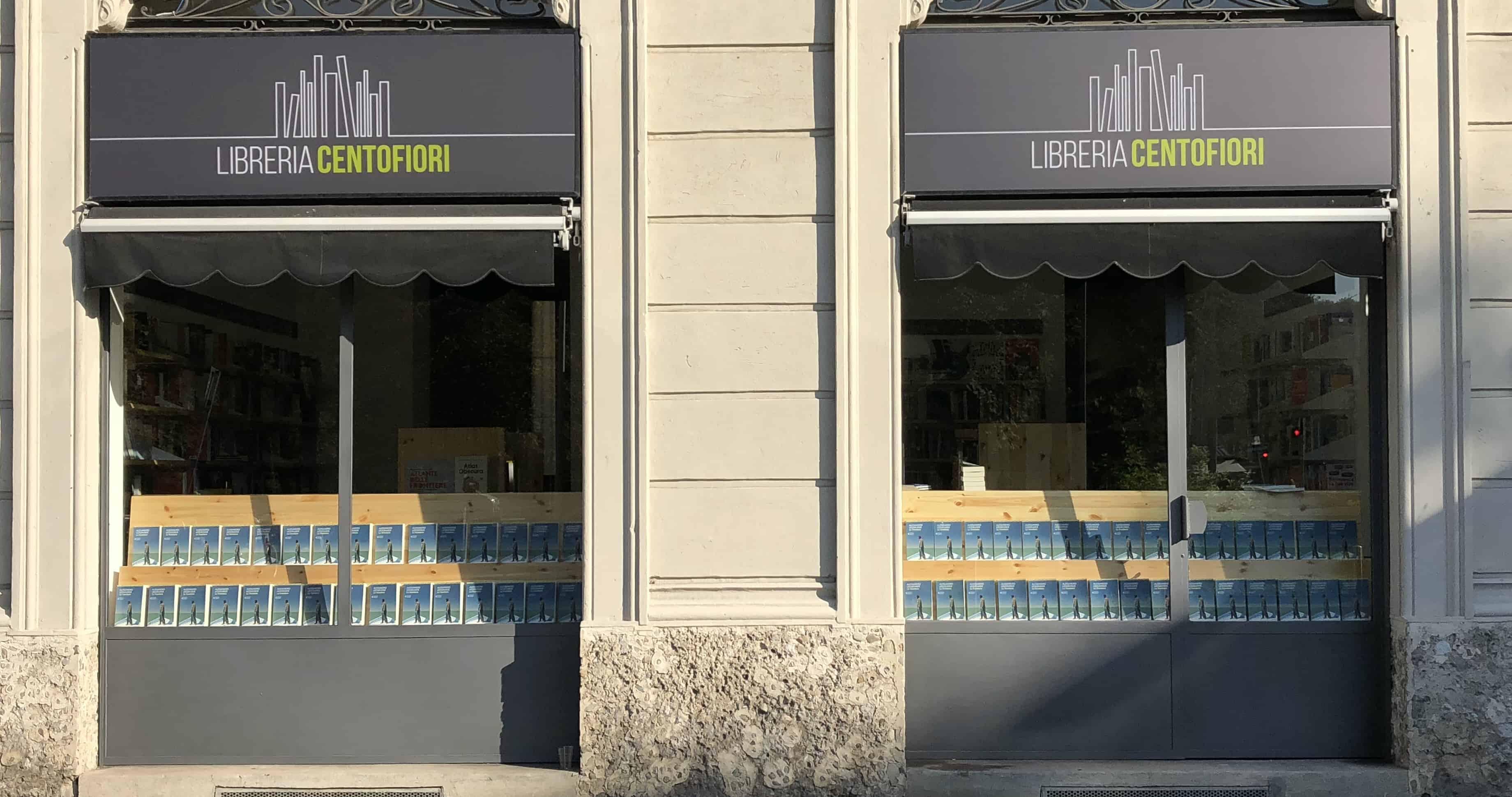 Riapre la libreria Centofiori a Milano: intervista a Vittorio Graziani