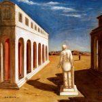 Giorgio de Chirico, Piazza d'Italia