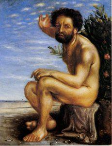 Giorgio de Chirico, Ulisse