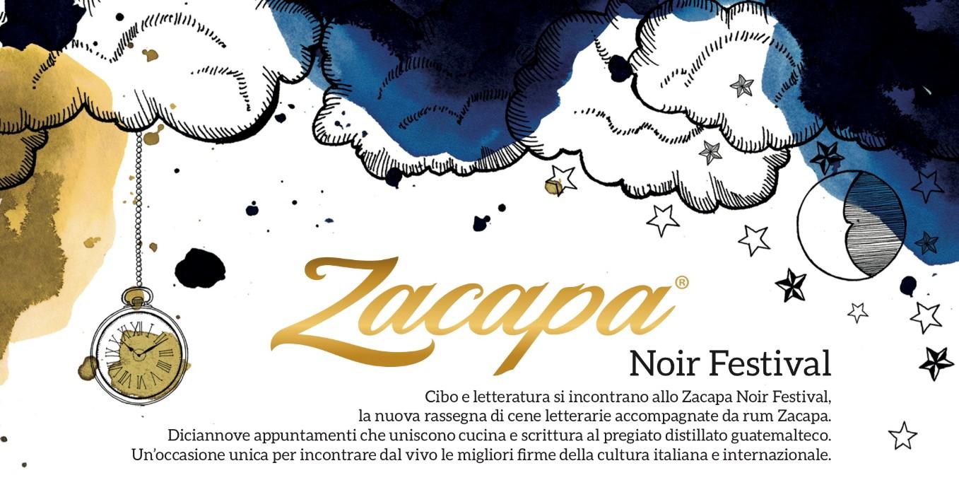 Arriva il Zacapa Noir Festival