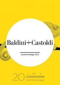 Baldini + Castoldi a pordenonelegge 2019