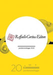 Raffaello Cortina a pordenonelegge 2019