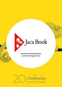 Jaca Book a pordenonelegge 2019