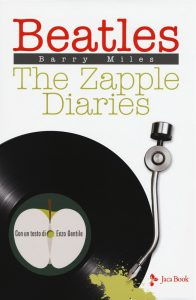 The Zapple Diaries copertina