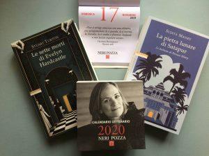 Il Calendario Letterario Neri Pozza 2020, in omaggio con l'acquisto di due titoli