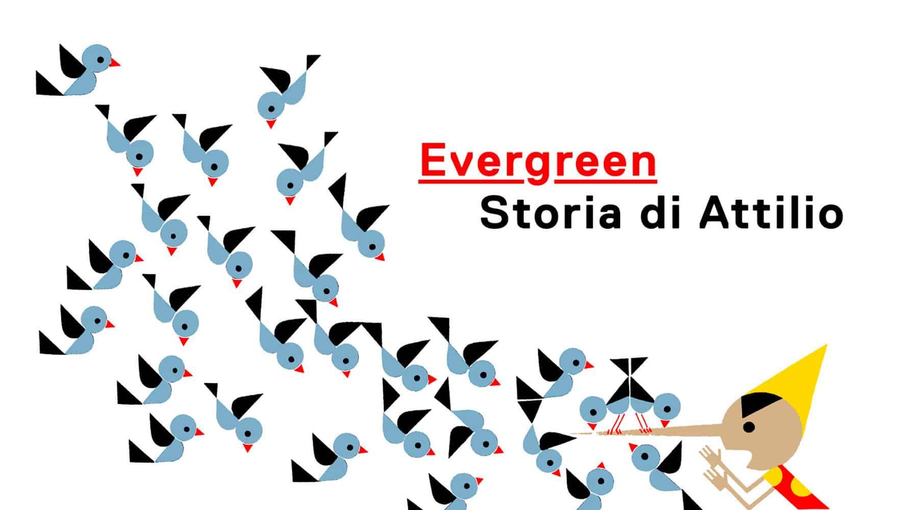 La storia di Attilio Cassinelli in mostra a Roma