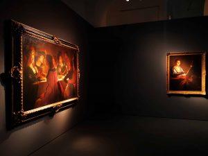 Georges de La Tour, Sezione 3 - SEZIONE 3 Dopo Caravaggio