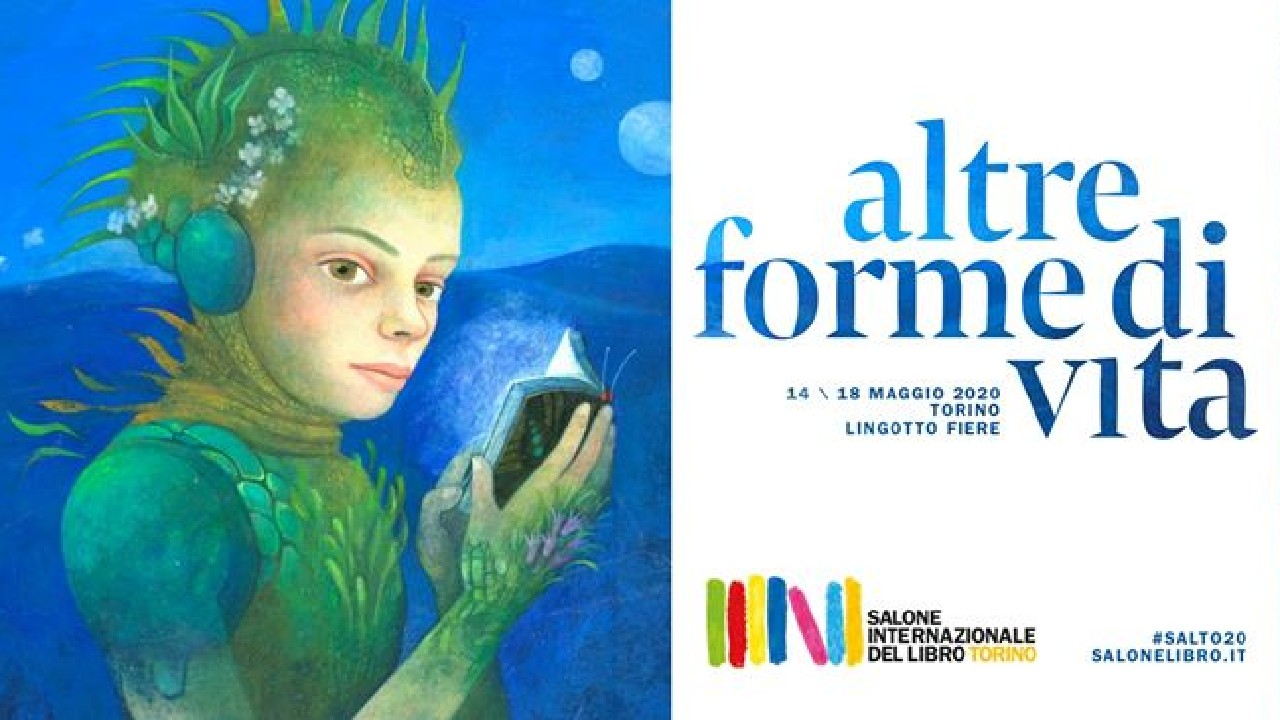 Il Salone del Libro di Torino 2020 rinviato a data da destinarsi