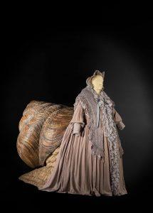 Costume Lumaca Costumista: Massimo Cantini Parrini, 2019. Sartoria Tirelli. Interprete: Maria Pia Timo. Foto Leonardo Salvini