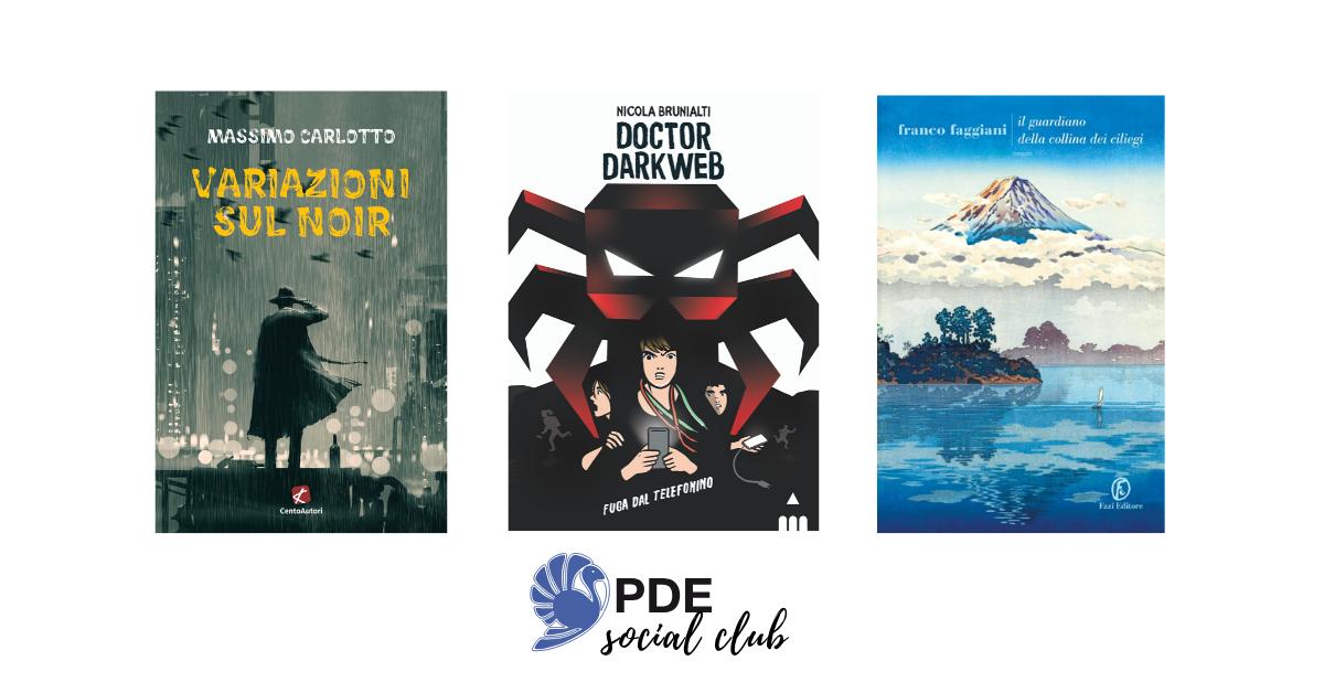 #PDESocialClub: Carlotto, Brunialti e Faggiani si raccontano in video
