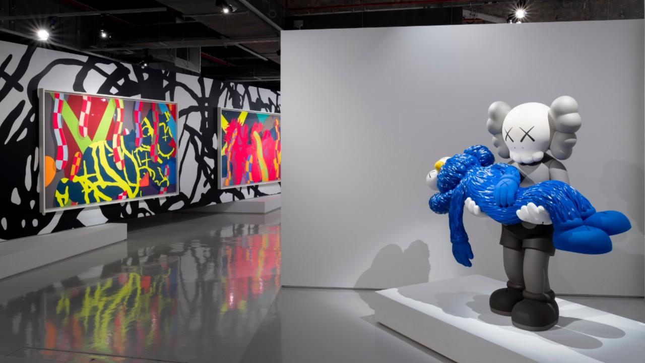 KAWS, tra arte e cultura pop