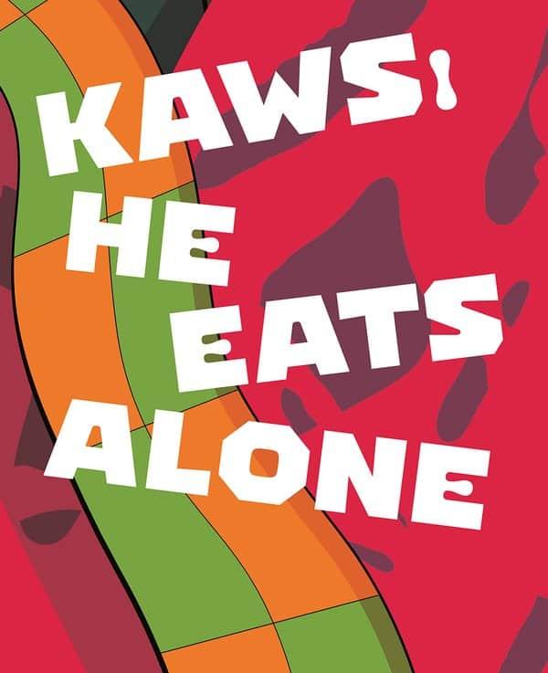 He Eats Alone