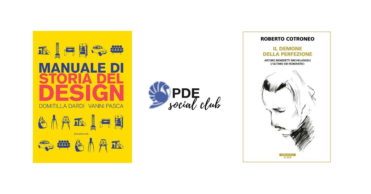 #PDESocialClub: Domitilla Dardi e Roberto Cotroneo si raccontano in video