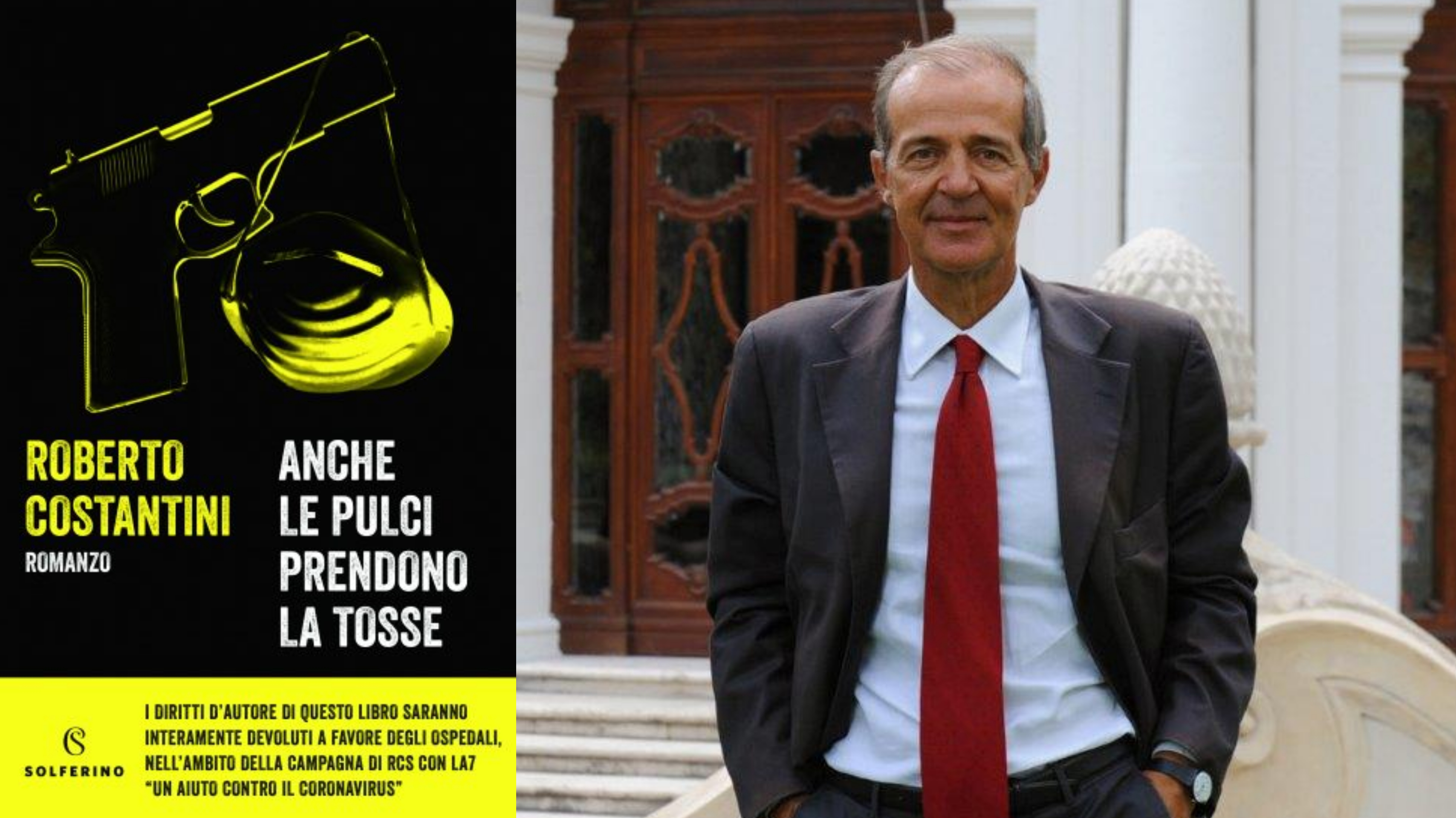 Il tour nelle librerie di Roberto Costantini