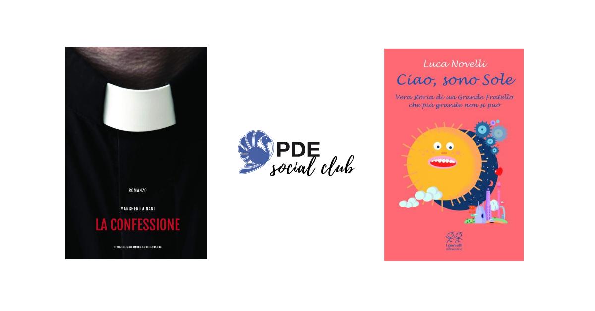 #PDESocialClub: Margherita Nani e Luca Novelli si raccontano in video