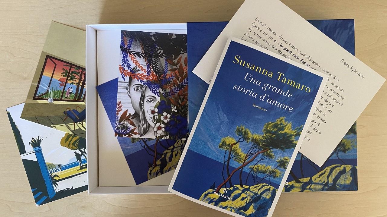 Una grande storia d'amore, il grande ritorno di Susanna Tamaro