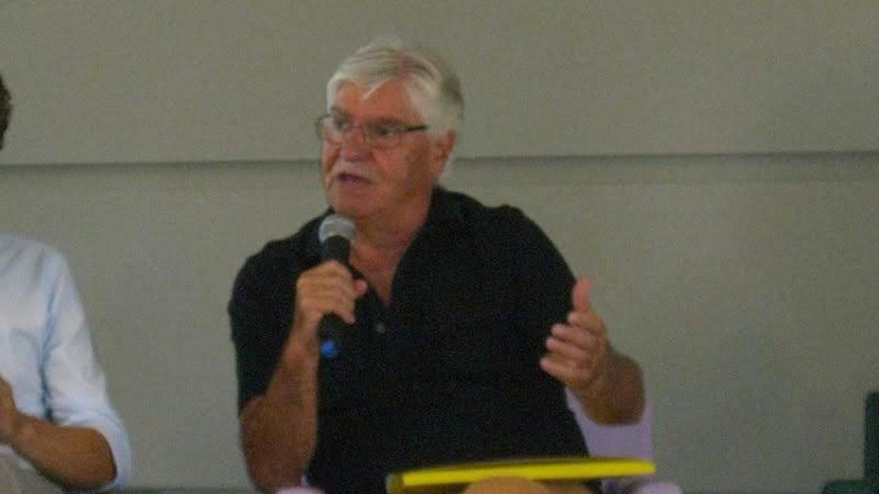 Carlo Cherici, un anno fa