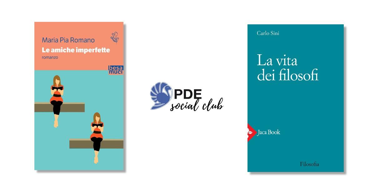 #PDESocialClub: Maria Pia Romano e Carlo Sini si raccontano in video