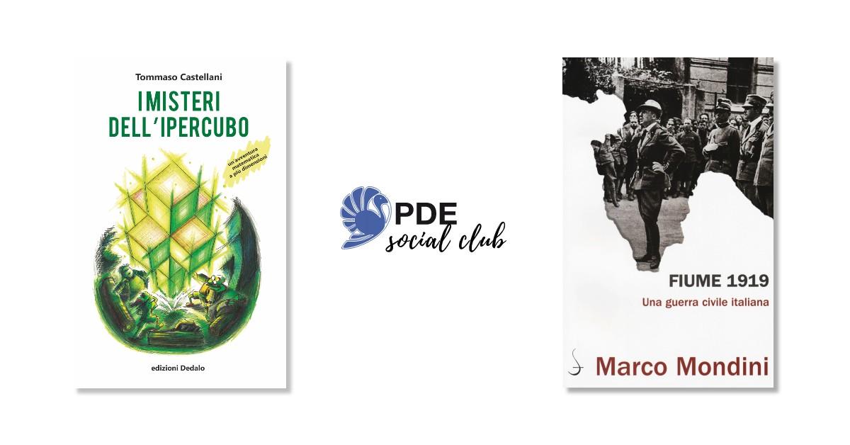 #PDESocialClub: Tommaso Castellani e Marco Mondini si raccontano in video