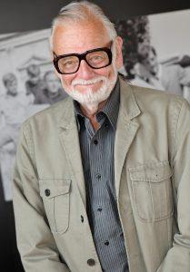 George Romero- Nicolas Genin - originally posted to Flickr as 66ème Festival de Venise (Mostra)
